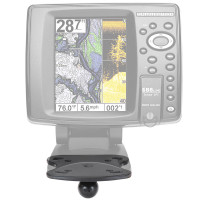 RAM® Ball Adapter for Humminbird Devices