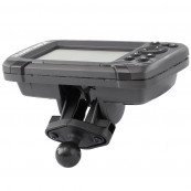 RAM® Ball Adapter for Lowrance Hook² & Reveal Series Software & Diverse