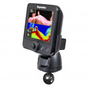 RAM® Ball Adapter with Hardware for Raymarine Dragonfly Software & Diverse