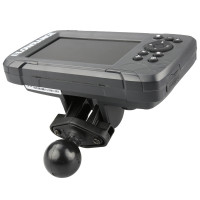 RAM® Double Ball Mount for Lowrance Hook² & Reveal Series
