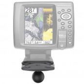 RAM® Fishfinder Ball Adapter for Humminbird Devices Software & Diverse