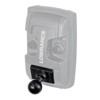 RAM® Quick Release Ball Adapter for Lowrance Elite 4 & Mark 4 Series