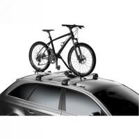 Suport biciclete Thule ProRide 598 Argintiu cu prindere pe bare transversale