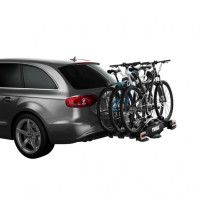 Suport biciclete Thule VeloCompact 927 cu prindere pe carligul de remorcare   pentru 3 biciclete