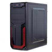 Sistem PC Gaming, Intel Pentium G3260 3.30GHz, 16GB DDR3, 120GB SSD + 1TB SATA, Placa video RX 470 8GB GDDR5, Sursa Corsair 750W, DVD-RW, CADOU Tastatura + Mouse Gaming