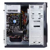 Sistem PC Interlink Office, Intel Core i5-2400 3.10 GHz, 8GB DDR3, HDD 500GB, DVD-RW, Cadou Tastatura + Mouse Calculatoare Noi