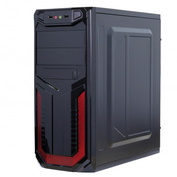 Sistem PC Interlink Special Video, Intel Core i5-2400 3.10 GHz, 8GB DDR3, SSD 120GB, GeForce GT 710 2GB, DVD-RW Calculatoare Noi