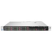 Server HP ProLiant DL360e G8, 1U, 2x Intel Octa Core Xeon E5-2450L 1.8 GHz-2.3GHz, 48GB DDR3 ECC Reg, 2x 600GB + 2x 900GB SAS/10k, Raid Controller HP SmartArray P420/1GB, iLO 4 Advanced, 2x Surse HOT SWAP, Second Hand Servere second hand
