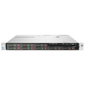 Server HP ProLiant DL360e G8, 1U, 2x Intel Octa Core Xeon E5-2450L 1.8 GHz-2.3GHz, 64GB DDR3 ECC Reg, 2x 600GB SAS/10k + 2x 450GB SAS/10K, Raid Controller HP SmartArray P420/1GB, iLO 4 Advanced, 2x Surse HS Servere second hand