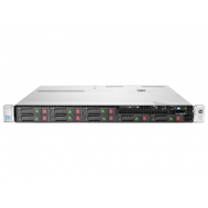 Server HP ProLiant DL360e G8, 1U, 2x Intel Octa Core Xeon E5-2450L 1.8 GHz-2.3GHz, 64GB DDR3 ECC Reg, 2x 600GB SAS/10k + 2x 450GB SAS/10K, Raid Controller HP SmartArray P420/1GB, iLO 4 Advanced, 2x Surse HS