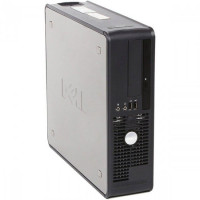 Calculator DELL GX755 SFF, Intel Core 2 Duo E4400 2.00GHz, 4GB DDR2, 250GB SATA, DVD-RW