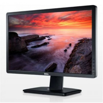 Monitor DELL U2312HMT, 23 Inch Full HD LCD, VGA, DVI, USB Monitoare Second Hand