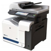 Multifunctionala HP LaserJet CM3530MFP, 31PPM, USB, Retea, 1200 x 600, Laser, Color, A4