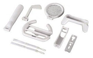 Set Accesorii NINTENDO WII Ultimate Sports Kit HAMA, 11 in 1