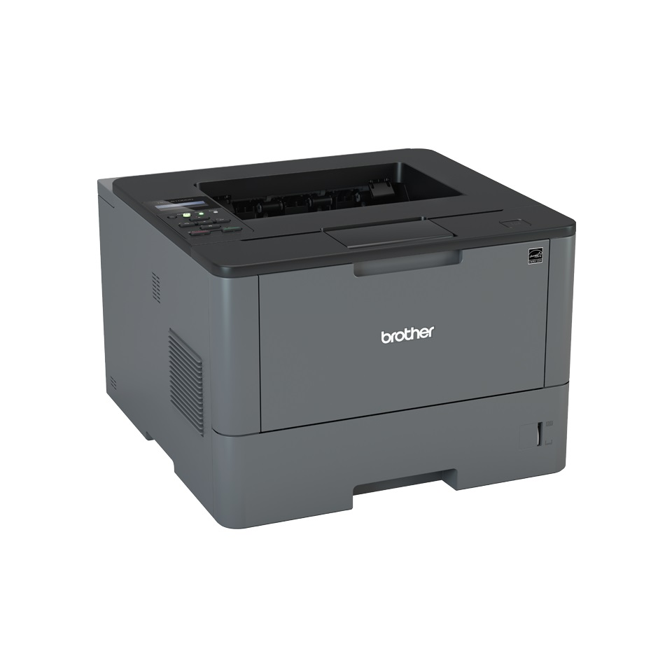Imprimanta Laser Monocrom Brother L5100N, 40PPM, Retea, USB, 1200 x 1200, A4