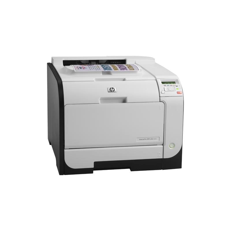 imprimanta hp laserjet pro 400 m451nw, laser, color, retea, wi-fi, duplex, a4