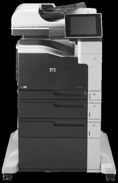 Multifunctionala Laser Color HP Enterprise 700 M775, 600x600 dpi, 30 ppm