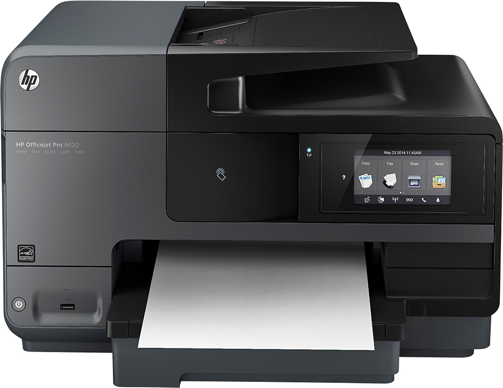Multifunctionala Laser Color HP Pro Officet 8620, 1200x1200 dpi, 34 ppm, Copiator, Scanner