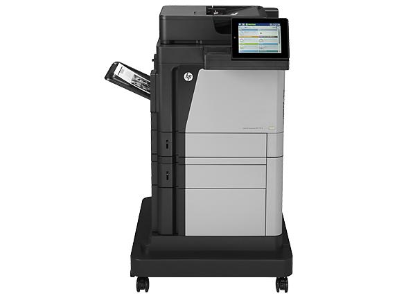 Multifunctionala Laser Monocrom HP Enterprise MFP M630, 60 ppm, 1200 x 1200 dpi, Copiator, Scanner, USB, Retea, Duplex