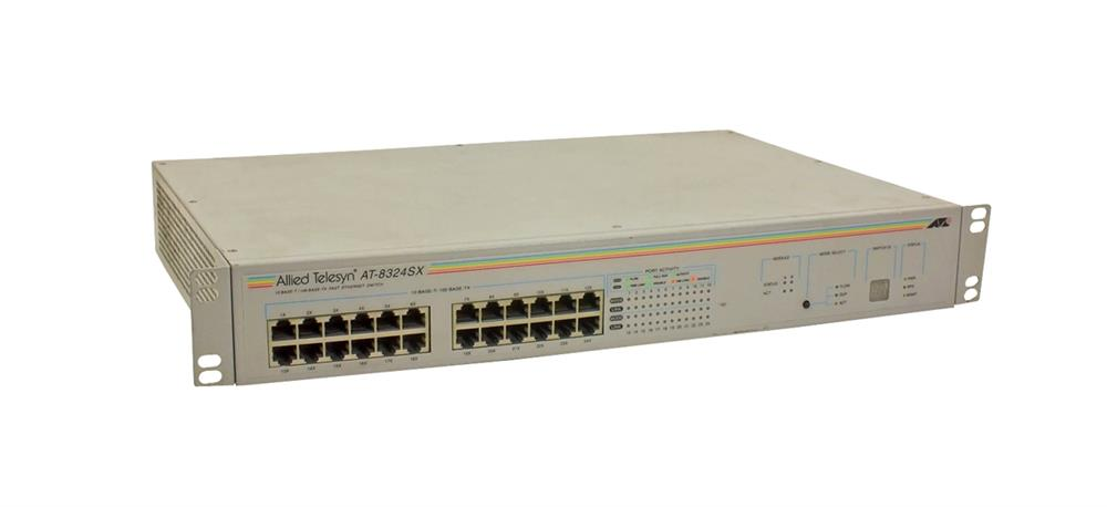 switch allied telesis at 9000, 24 porturi gigabit