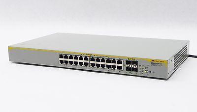 switch allied telesyn at-8326gb, 24 porturi fast ethernet