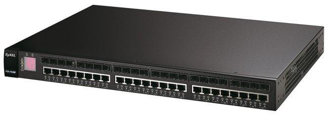 Switch Hp Zyxel Dimension Xgs-4528f, 24 Ports, Managed, 1gb Rj-45/Sfp poza 2021