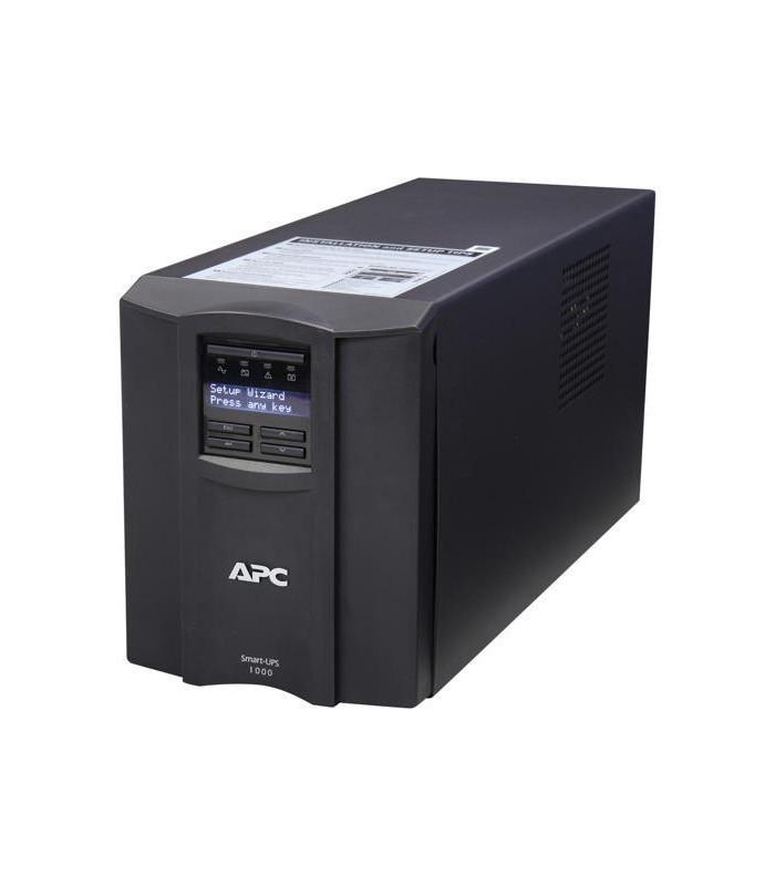 UPS APC Smart-UPS 1000VA, SMT1000i, Baterii Noi