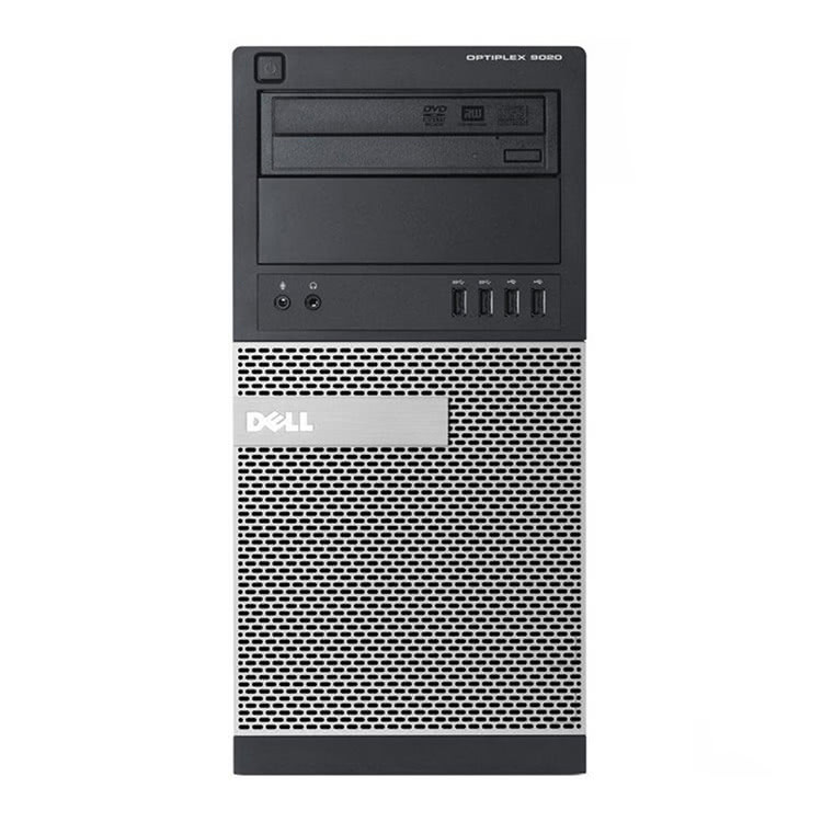 Calculator DELL Optiplex 9020 Tower, Intel Pentium G3220 3.00GHz, 8GB DDR3, 500GB SATA, DVD-ROM