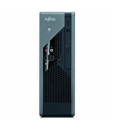 Calculator Fujitsu Siemens C5731 USFF, Intel Core 2 Duo E8400 3.00GHz, 2GB DDR3, 80GB SATA, 2x Serial, DVD-ROM