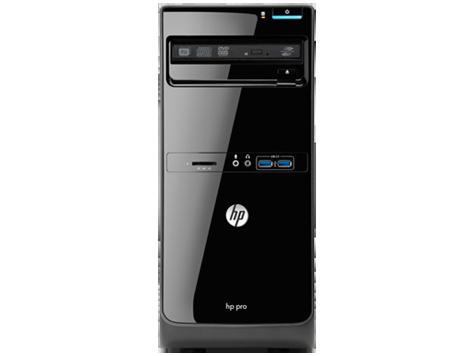 Hp Pro 3500 Tower, Intel Core i3-2120 3.30GHz, 4GB DDR3, 500GB SATA, DVD-ROM