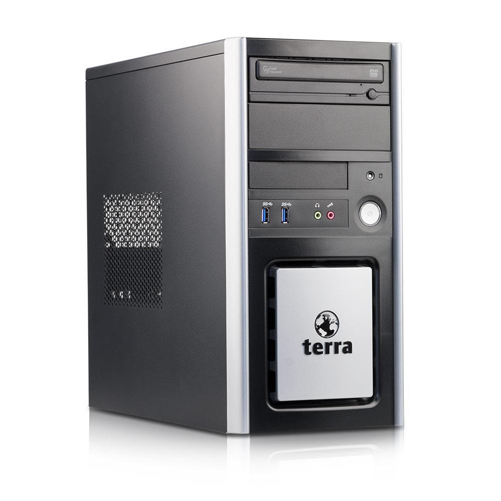Calculator TERRA Tower, Intel Pentium G3220 3.00GHz, 8GB DDR3, 500GB SATA, DVD-ROM