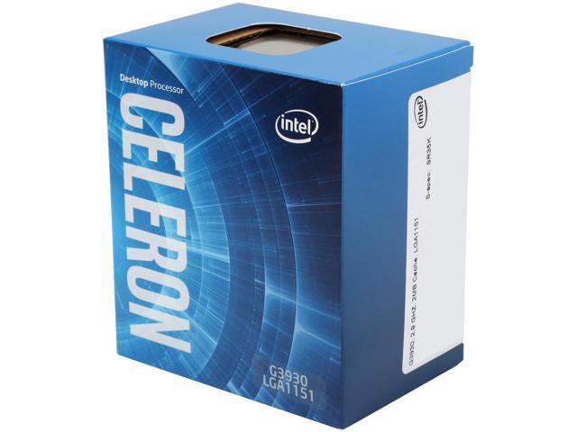 Procesor Intel Celeron G3930 2.90GHz, 2MB Cache + Cooler