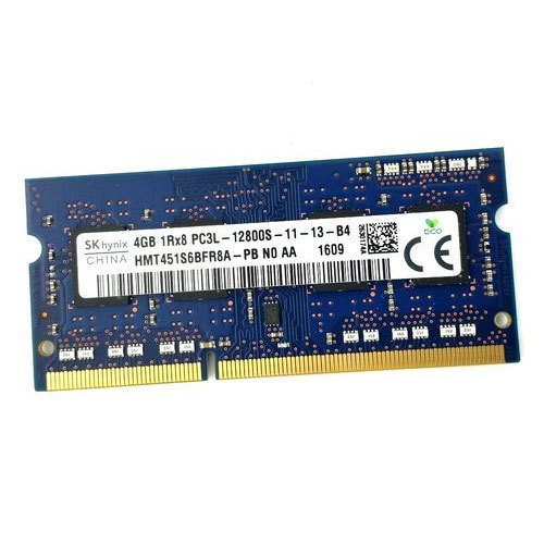 Memorie Laptop SO-DIMM DDR3-1600 4GB PC3L-12800S 204PIN