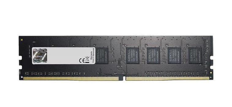 Memorie RAM G.Skill DDR4, 4GB, 2400MHz, CL15, 1.2v, Model F4-2400C15S-4GNT