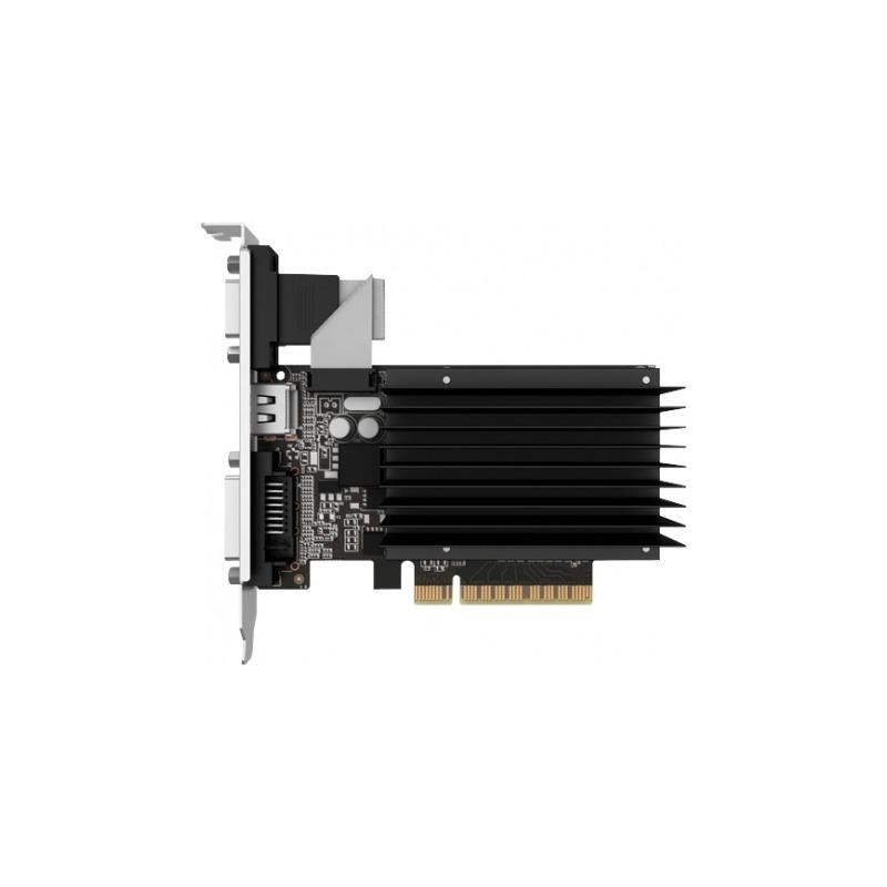Placa video Gainward GeForce GT 710, 2GB DDR3 64 Bit, HDMI, DVI, VGA