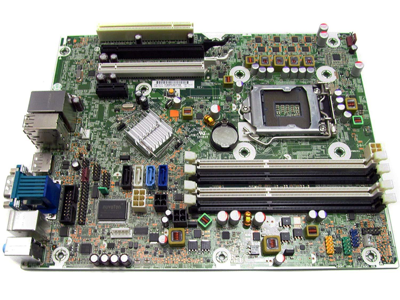 Placa de baza HP Elite 8200 SFF, Model 61183-001, DDR3, Socket 1155, Fara Shield