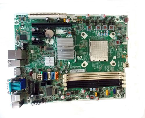 Placa de baza HP 6005 Tower, Model HP-531966-001