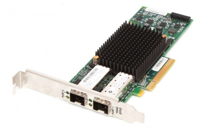 Placa De Retea Server Hp Nc552sfp 10gb 2-port Sfp+