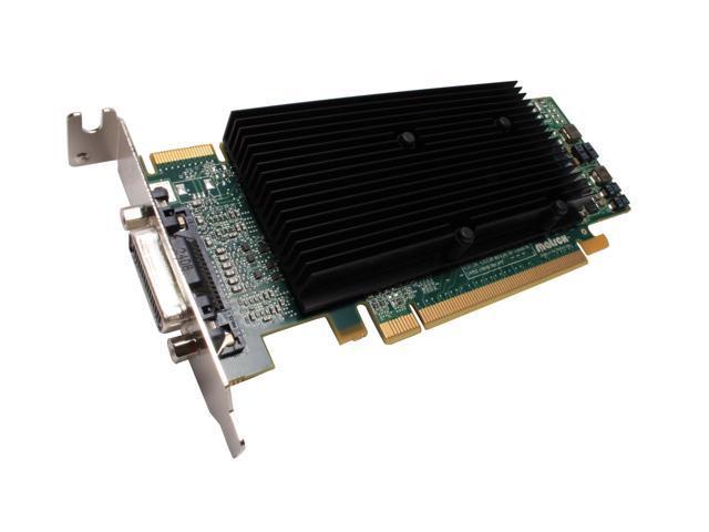 Placa video Matrox M9120-E512LPUF, 512MB GDDR2, 64 Bit, DMS, Low Profile