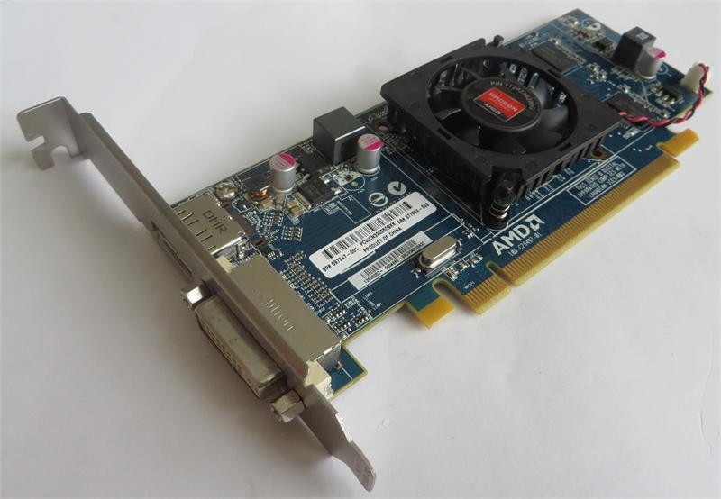 Placa Video AMD Radeon HD 7450, 1GB GDDR3 64-bit, Display Port, DVI