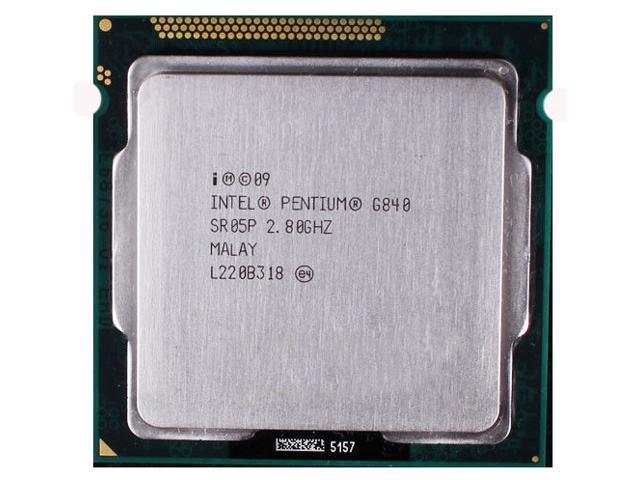 Procesor Intel Pentium G840 2.80GHz, 3MB Cache, Socket LGA 1155