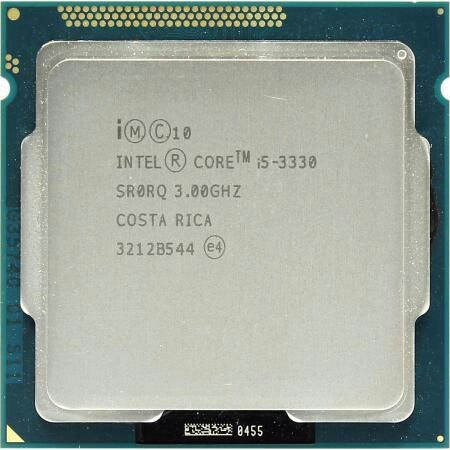 Procesor Intel Core i5-3330 3.00GHz, 6MB Cache, Socket 1155