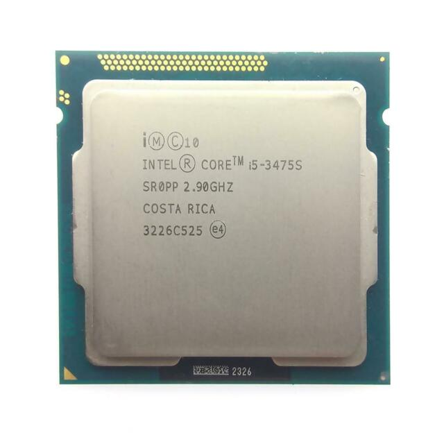 Procesor Intel Core i5-3475S 2.90GHz, 6MB Cache, Socket 1155