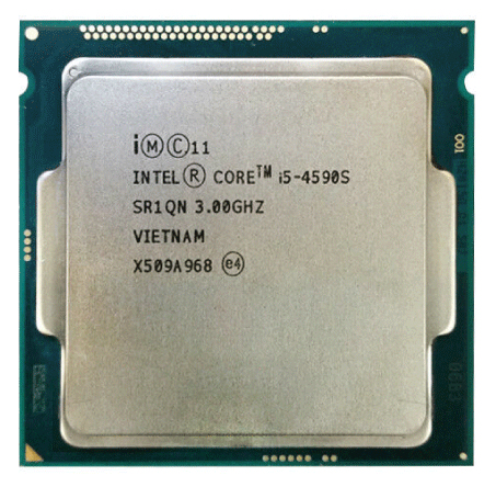 Procesor Intel Core i5-4590S 3.00GHz, 6MB Cache, Socket 1150