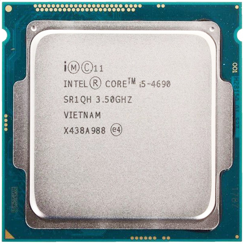 Procesor Intel Core i5-4690 3.50GHz, 6MB Cache, Socket 1150