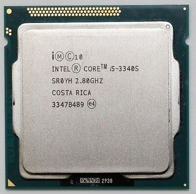 Procesor Intel Core i5-3340S 3.10GHz, 6MB Cache, Socket 1155
