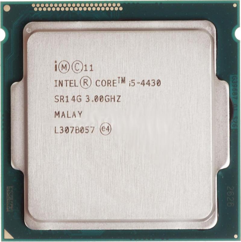 Procesor Intel Core i5-4430 3.00GHz, 6MB Cache, Socket 1150