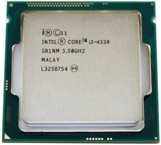 Procesor Intel Core i3-4330 3.50GHz, 3MB Cache, Socket 1150