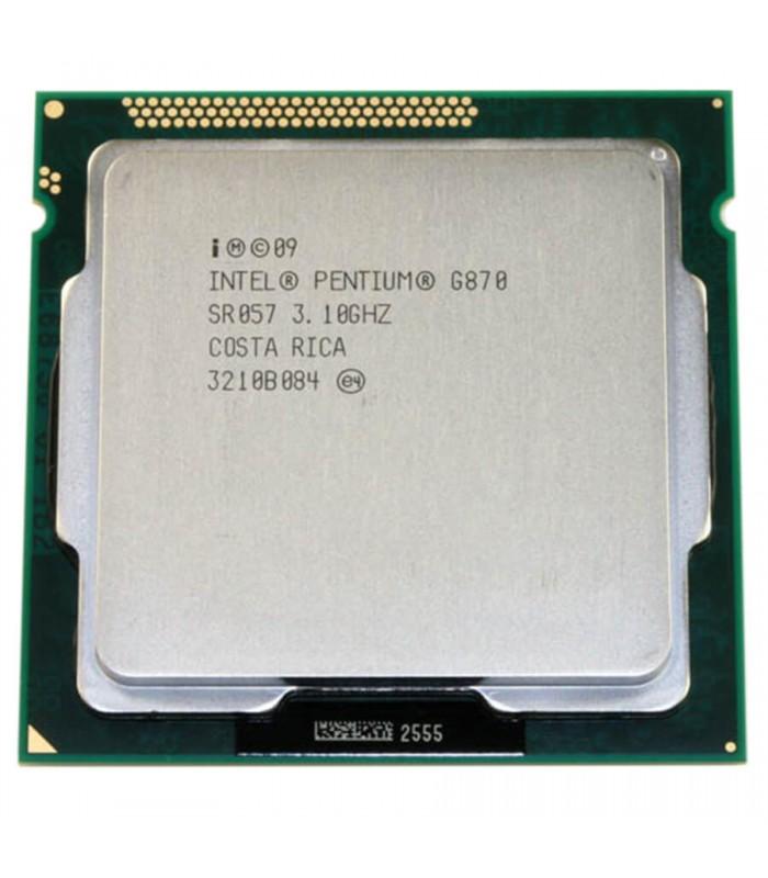 Procesor Intel Pentium G870 3.10GHz, 3MB Cache, Socket LGA 1155