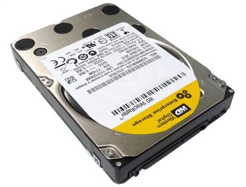 Hard Disk Western Digital VelociRaptor 150GB, 2.5Inch, 10000 RPM, SATA 3Gb/s